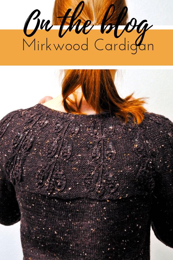 Mirkwood Cardigan