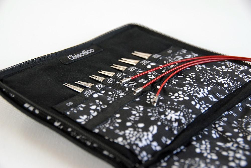 ChiaoGoo TWIST Red Lace Interchangeable Needles