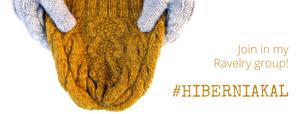 Join the #HiberniaKAL in my Ravelry group