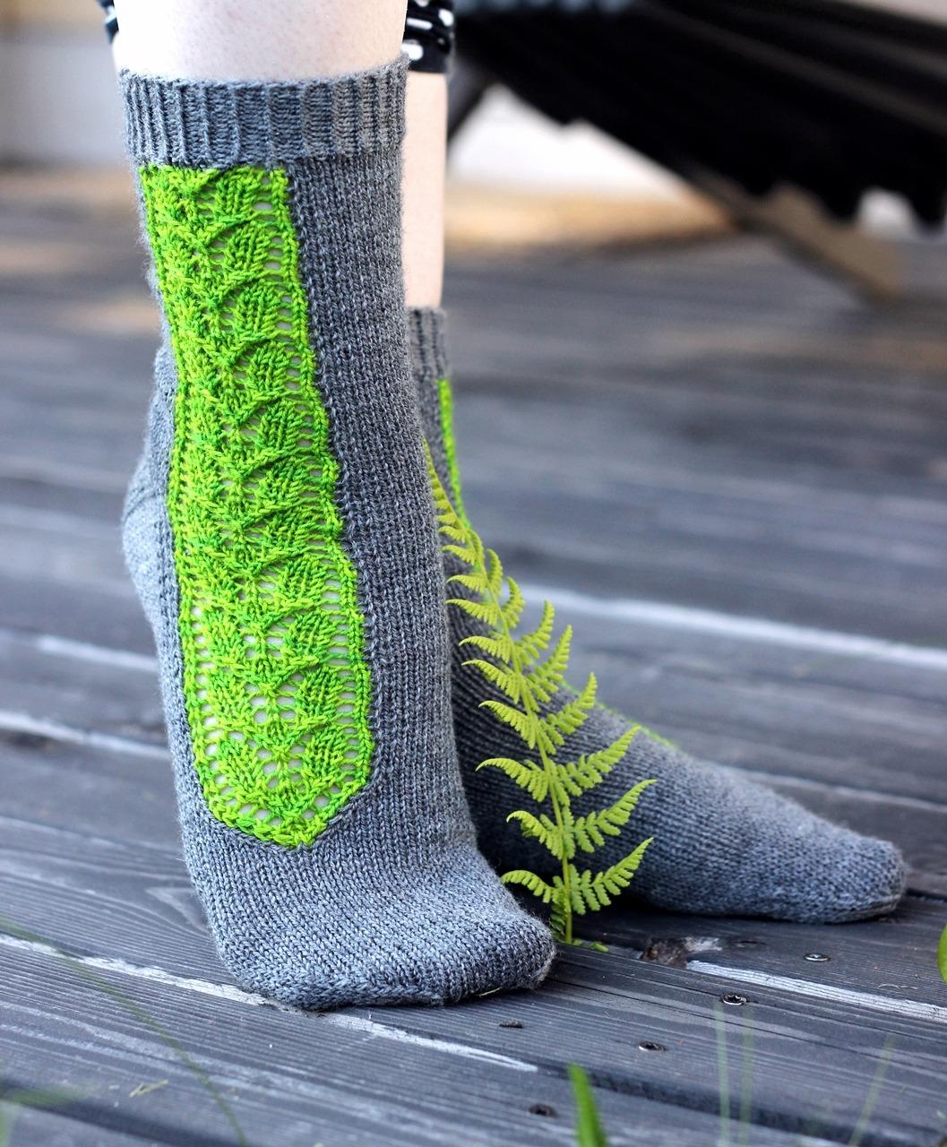 Villiviini Socks