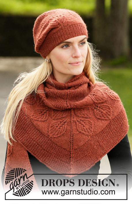 Garnstudio DROPS Design knitting pattern z-874 in Alpaca