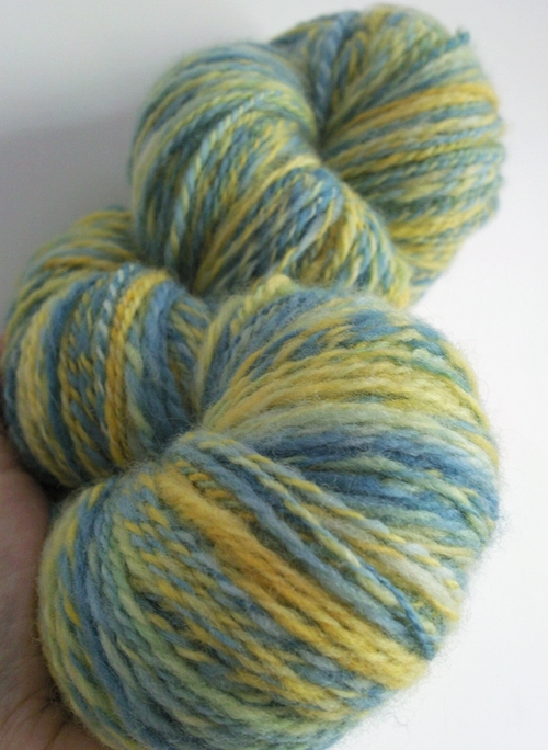 Knitlob's Lair Polwarth Top