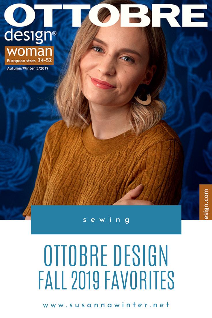 Ottobre Design Fall 2019 Favorites