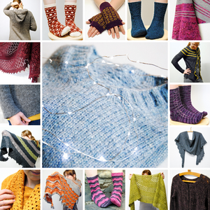 All talvi knits pattern released in 2018