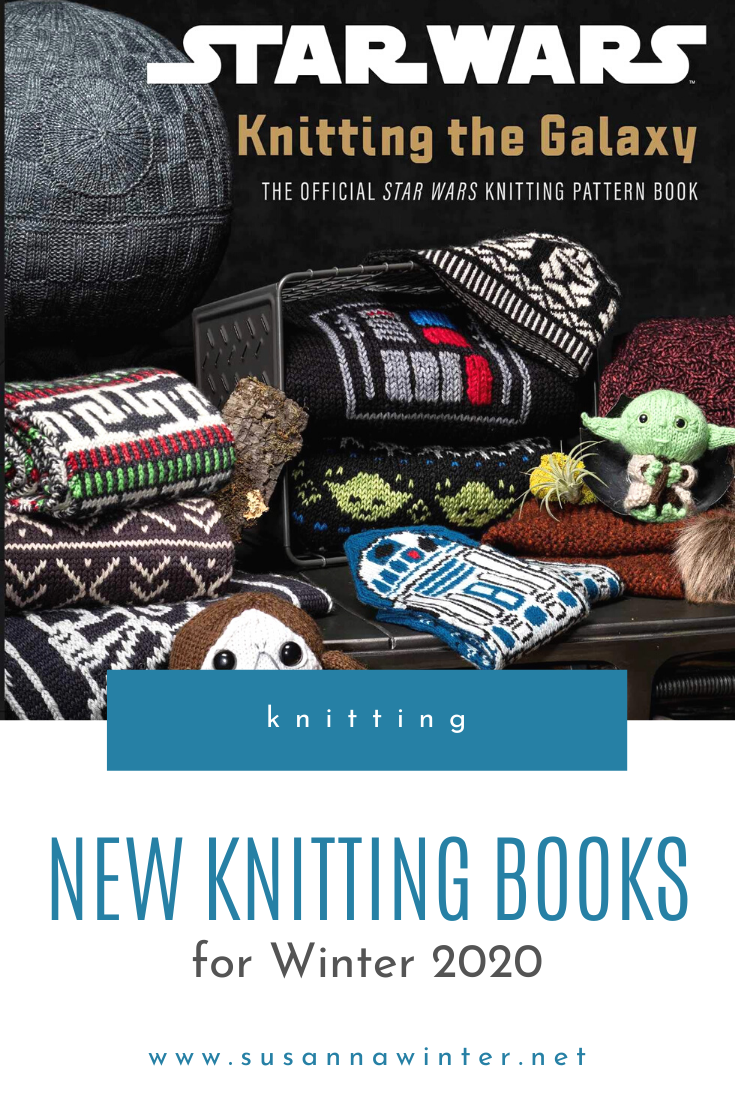 New Knitting Books for Winter 2020