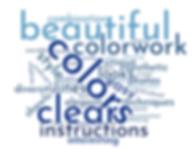 talvi knit designs :: Word Cloud