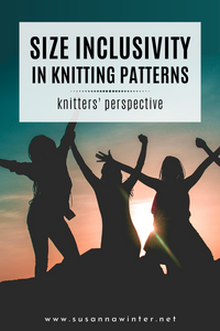 Size Inclusivity in Knitting Patterns: Knitters' Perspective