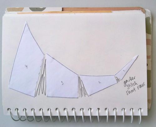 Pattern slashing sketch