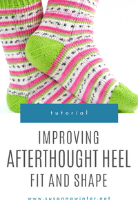 Improving Afterthought Heel Fit and Shape