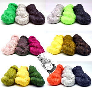 Spring It On! kits available from Samelin Dyeworks