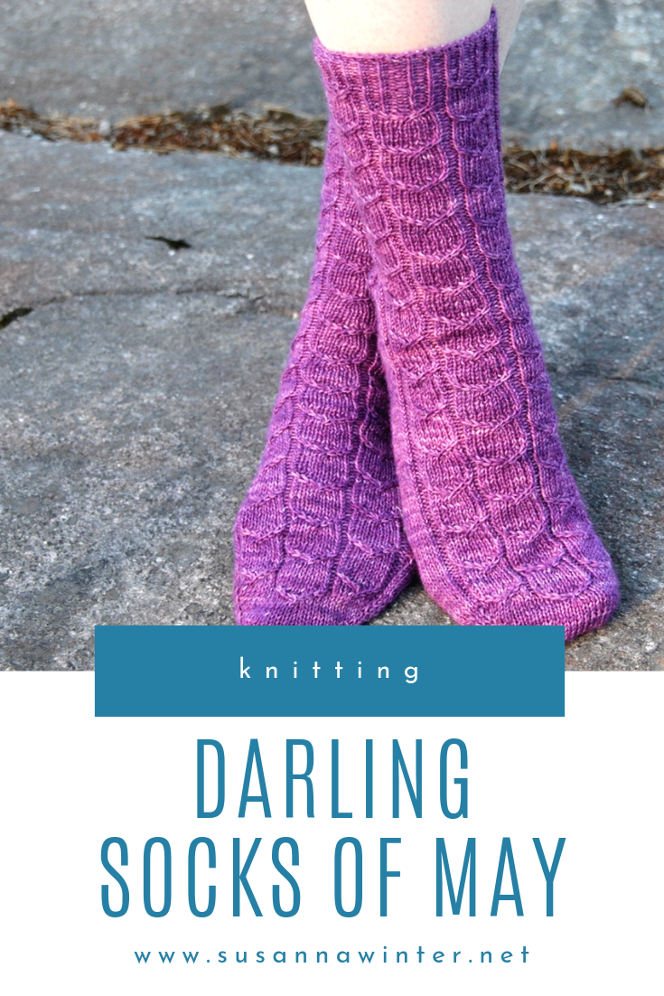 Darling Socks of May