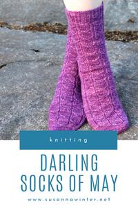 Darling Socks of May
