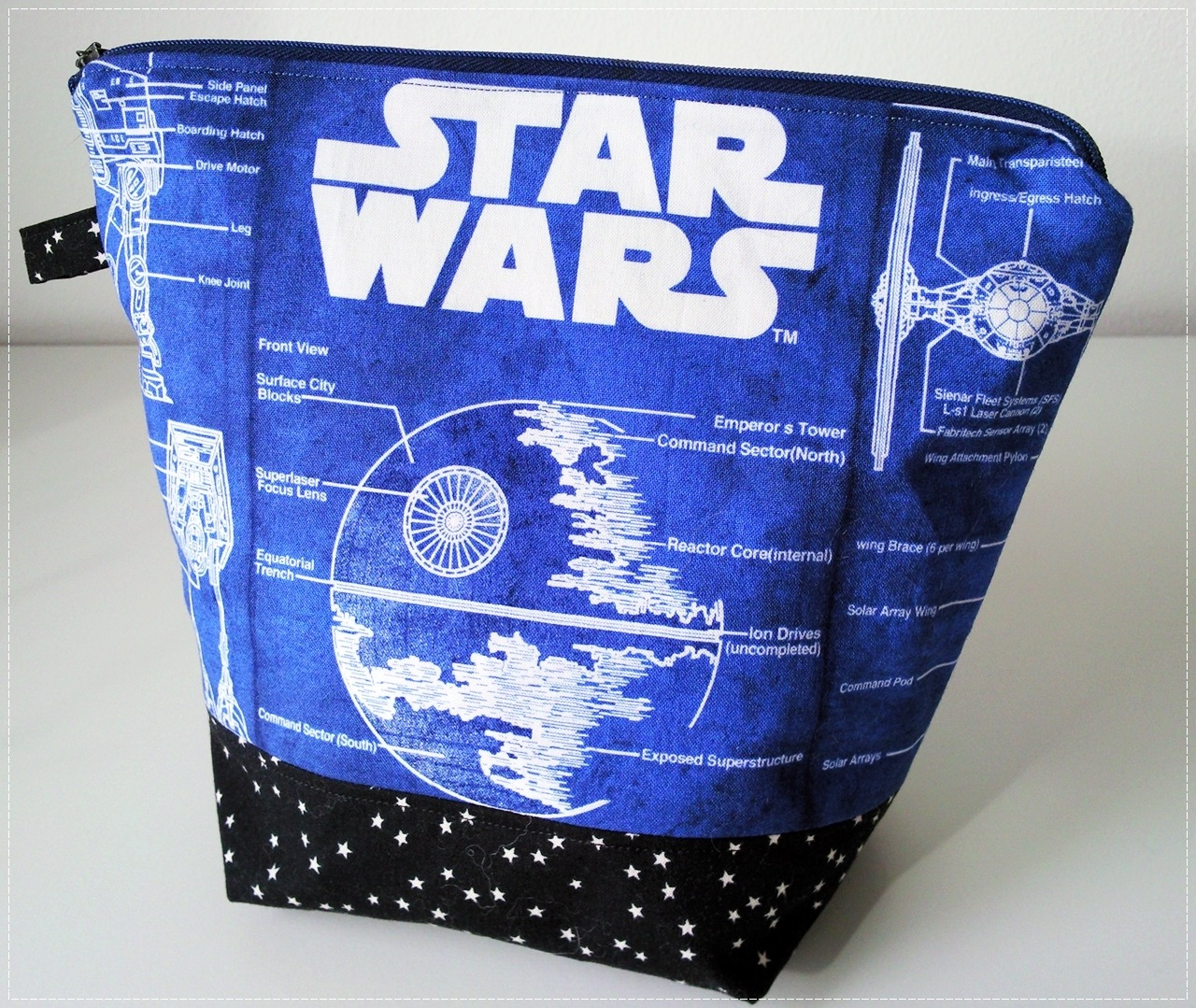 Star Wars Blueprint Bag