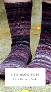 Late Harvest Socks