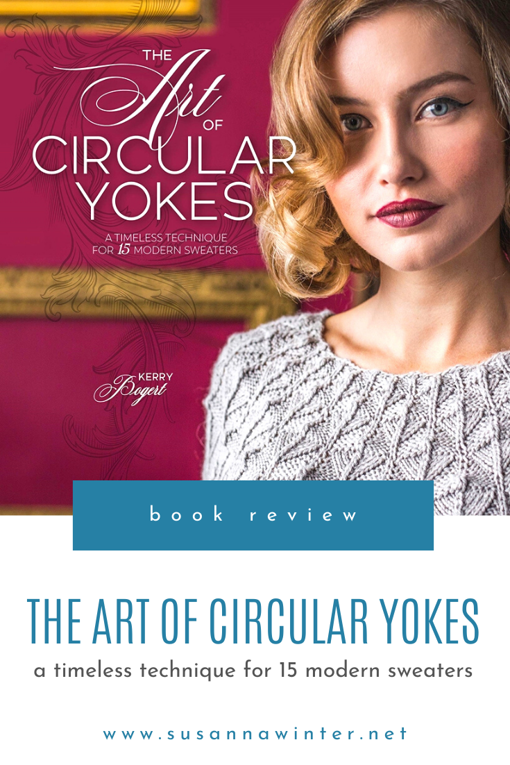 Book Review: The Art of Circular Yokes
