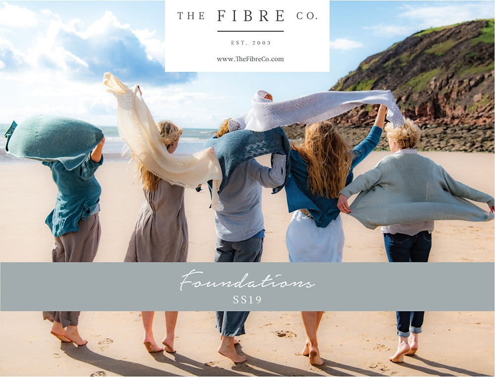 The Foundations SS19 Collection from The Fibre Co.