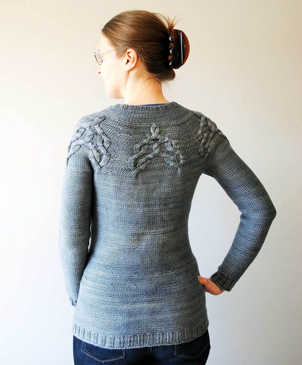Back view of Brontide