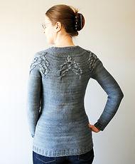 Torran :: cardigan knitting pattern