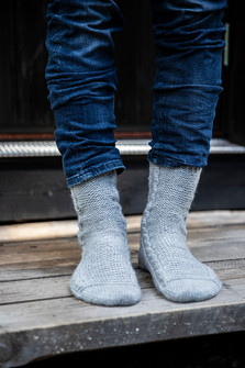 Juhani :: sock knitting pattern
