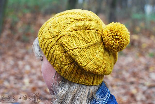 Fuego Hat by Justyna Lorkowska