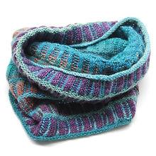 Briochepira Cowl :: cowl knitting pattern