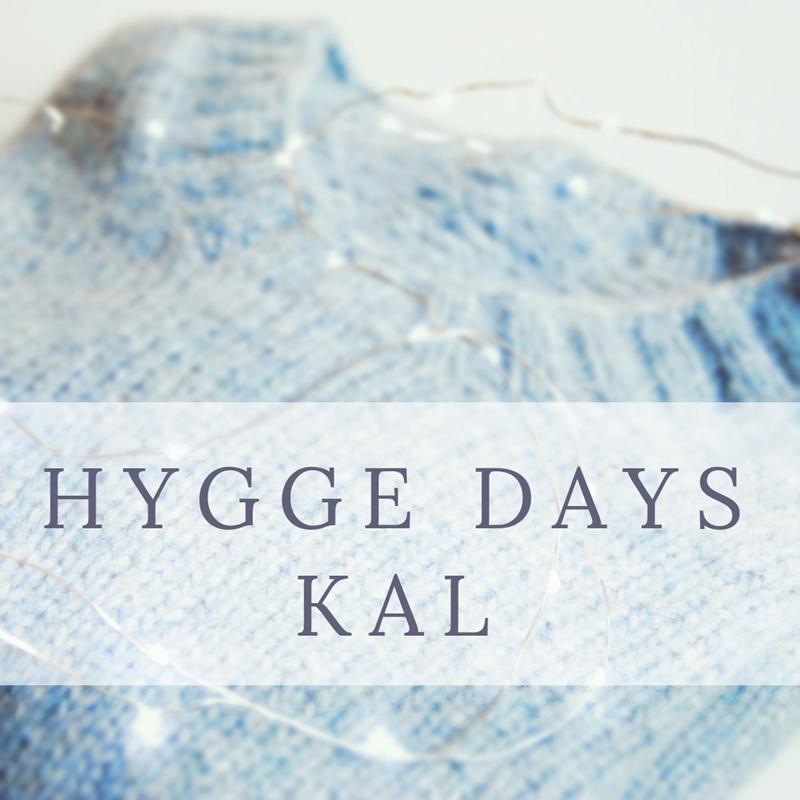 Hygge Days KAL