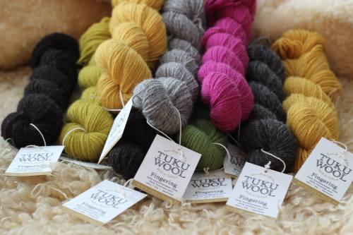 Tukuwool Colors