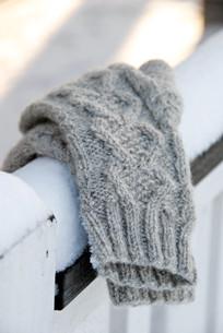 Hibernia Mittens :: mittens knitting pattern