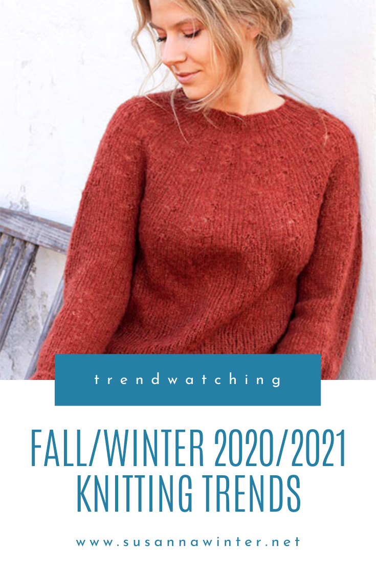 Fall/Winter 8/8 Knitting Trends