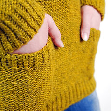 Soothsayer :: sweater knitting pattern