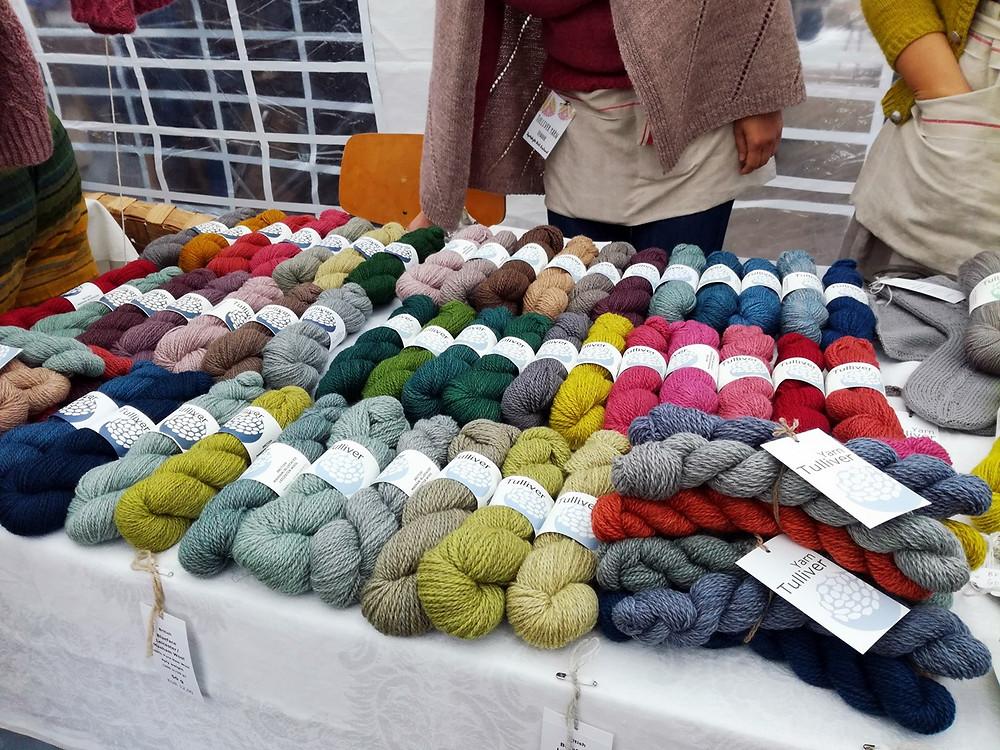 Tulliver Yarn