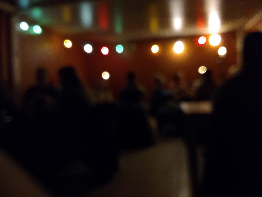 Knit night at Bar Vakiopaine