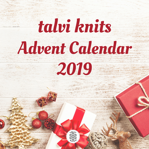 talvi knits Advent Calendar 2019