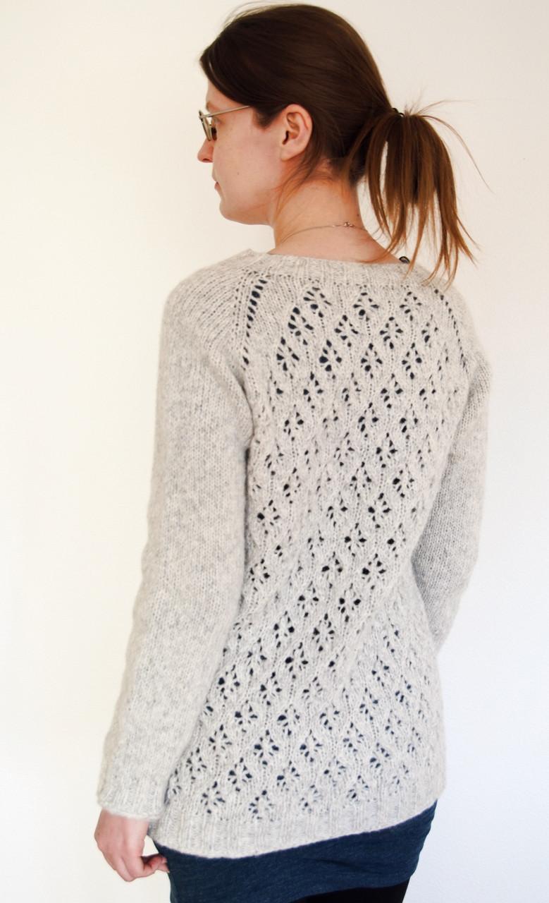 Hygge Days sweater, knit in Sandnes Garn Kos