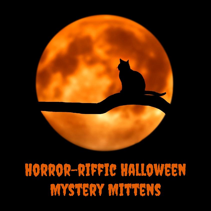 Horror-riffic Halloween Mystery Mittens