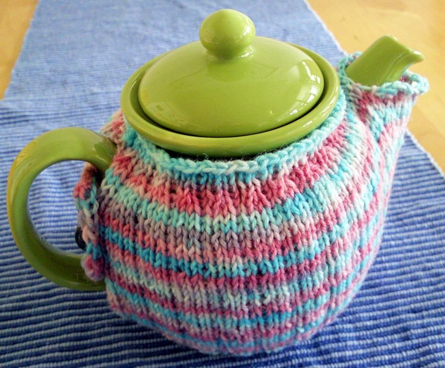 tea mitten