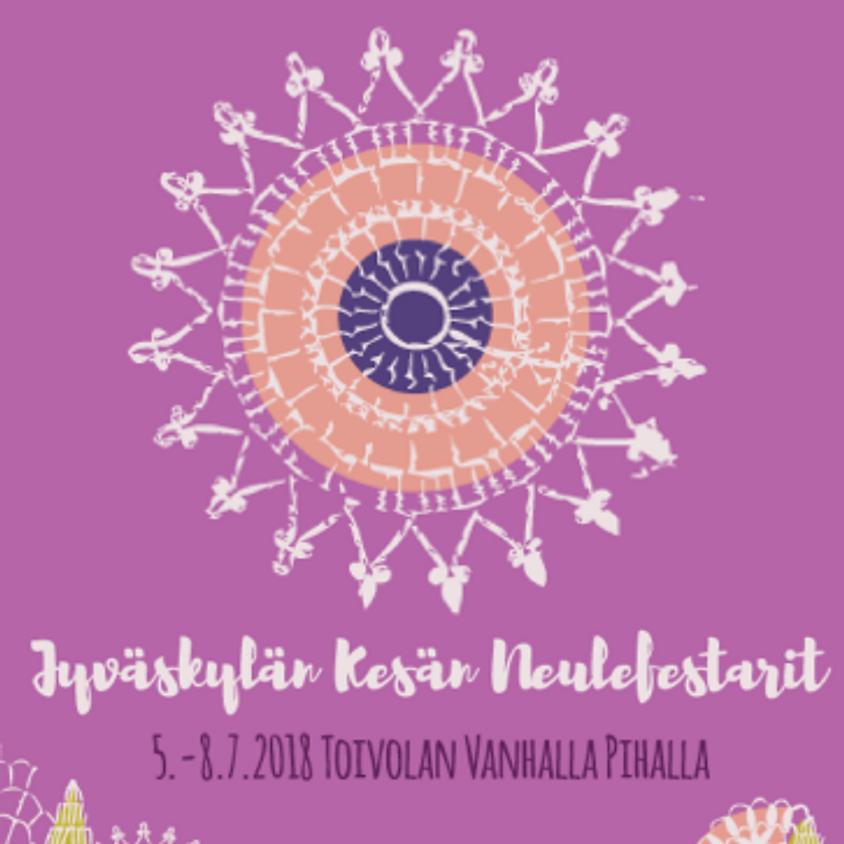 Jyväskylä Knit Fest 2018