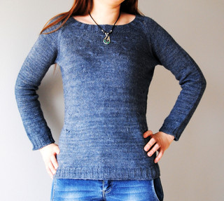 Torran :: sweater knitting pattern
