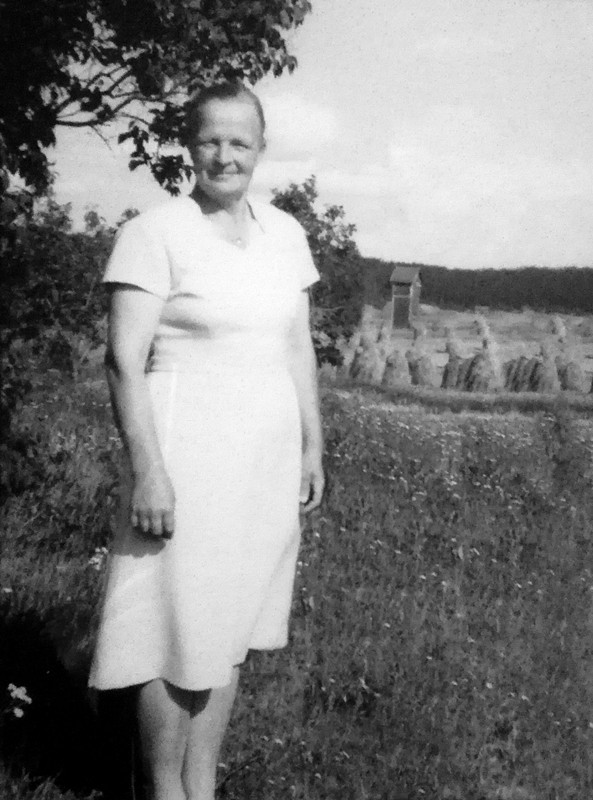 My Grandma Helvi