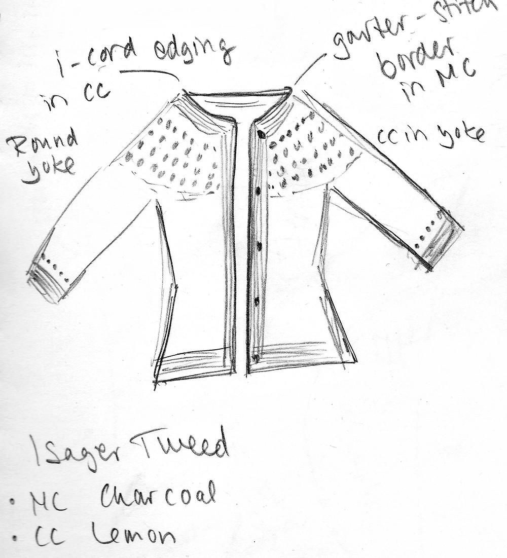 Pontefract Sketch