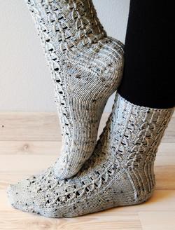Evergrey Socks