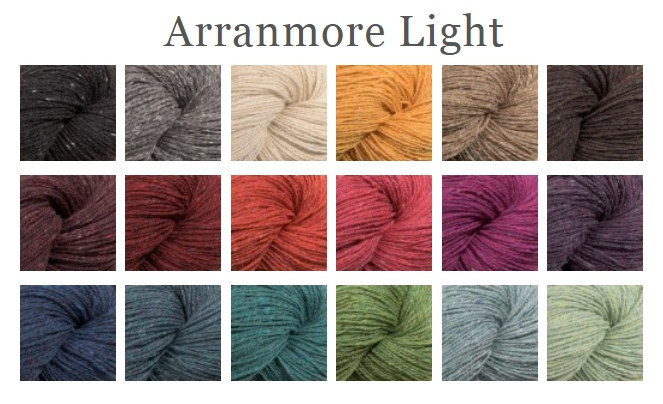 Arranmore Light Colors