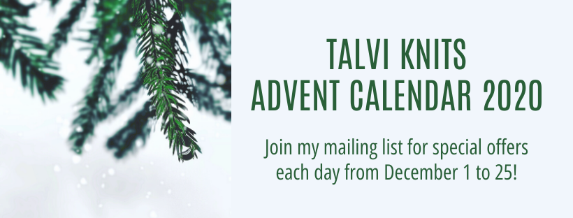 Join my mailing list to get 15% off Ardisia and the rest of the advent calendar surprises delivered to your email every day.