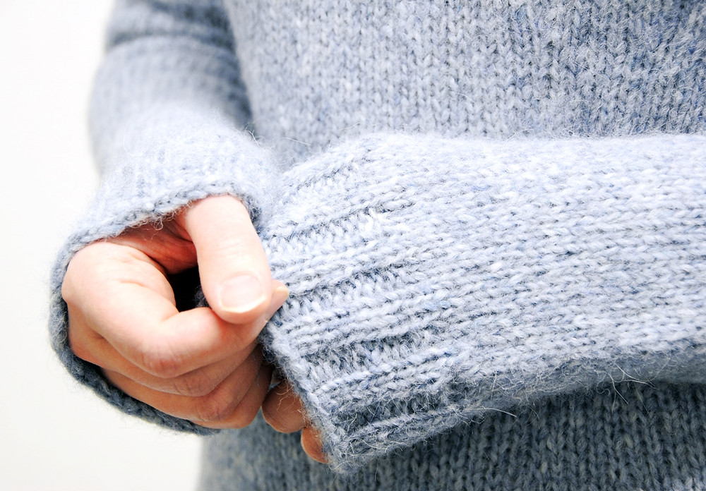Hygge Days - sleeve detail