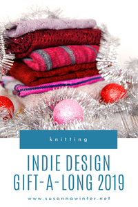 Indie Design Gift-a-long 2019