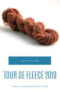 Tour De Fleece 2019