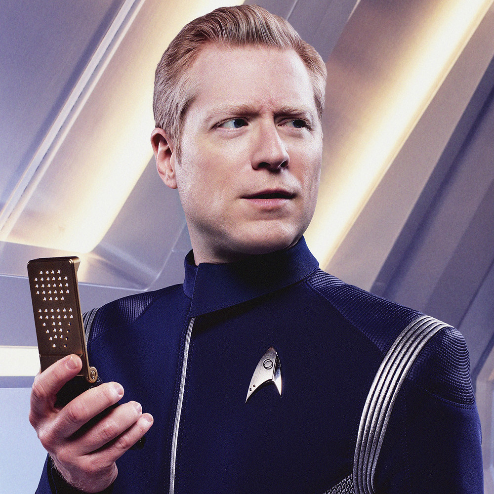 Anthony Rapp as Lt. Paul Stamets