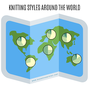 Blogged: Knitting Styles Survey, Part 3: Geographical Considerations