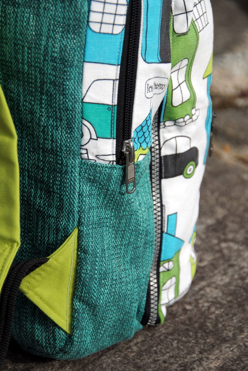 Taito Backpack Detail