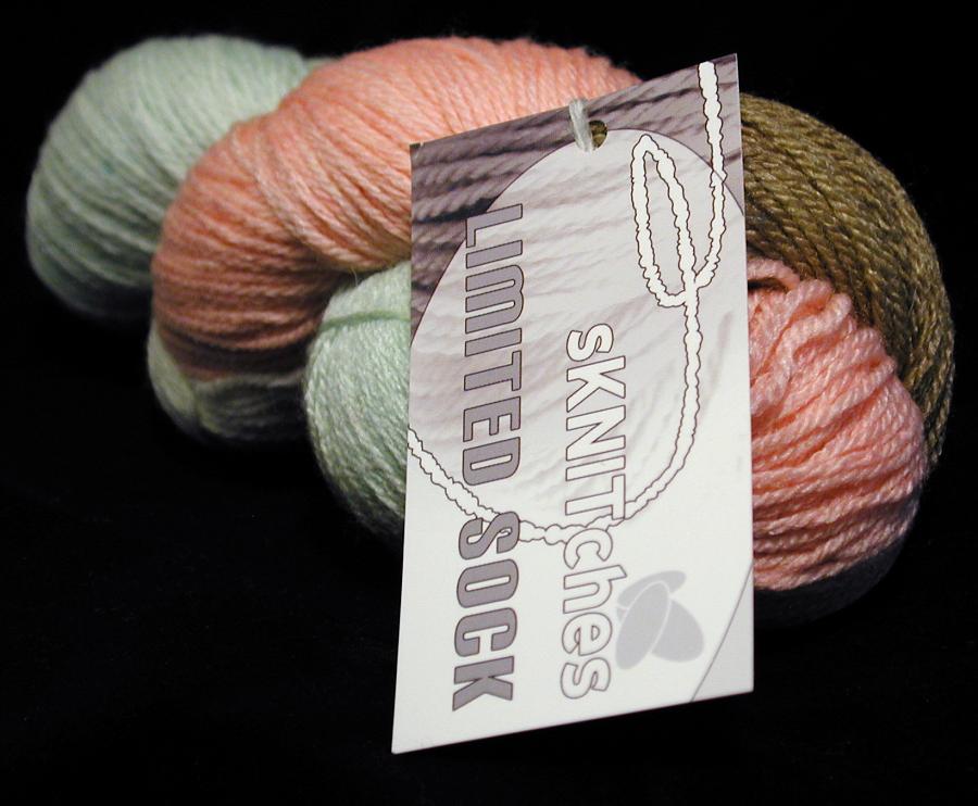 sKNITches sock yarn